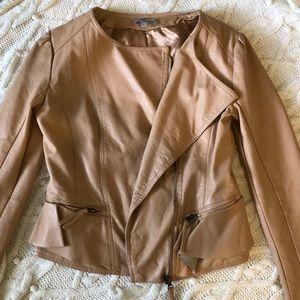 ✨Charolette Russe Pleather Jacket